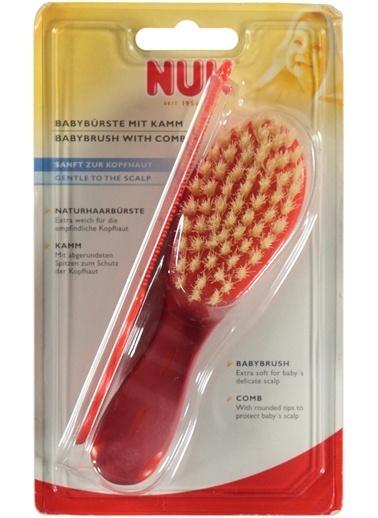 Nuk Saç Fırça Ve Tarak Kırmızı